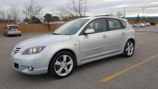 Used 2004 Mazda MAZDA3 GS for sale in Mississauga, ON