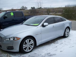 Used 2011 Jaguar XJ LEATHER for sale in Guelph, ON