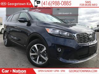 Used 2019 Kia Sorento EX V6 PREMIUM | DEMO | 7 SEATER | 3 TO CHOOSE | for sale in Georgetown, ON
