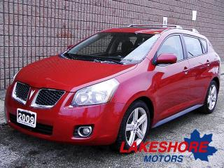 Used 2009 Pontiac Vibe || CERTIFIED || HATCHBACK | MANUAL for sale in Waterloo, ON