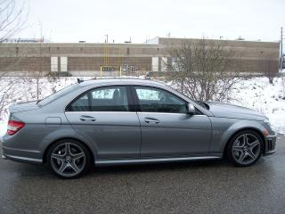 Used 2009 Mercedes-Benz C-Class 6.3L AMG for sale in Guelph, ON