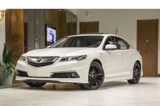 Used 2017 Acura TLX Elite Pkg Sh-Awd A for sale in Montréal, QC