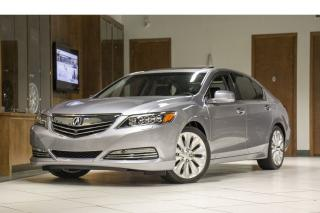 Used 2017 Acura RLX Elite Package Brand for sale in Montréal, QC