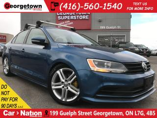 Used 2015 Volkswagen Jetta 1.8 TSI Trendline+ |BACK UP CAM|CUSTOM|HTD SEATS for sale in Georgetown, ON