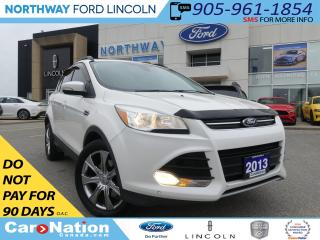 Used 2013 Ford Escape SEL | NAV | SELF PARK | PANO ROOF | REAR CAM | for sale in Brantford, ON