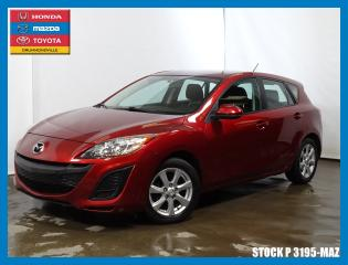 Used 2011 Mazda MAZDA3 Sport Gx|a/c|mag|grélec|ba for sale in Drummondville, QC