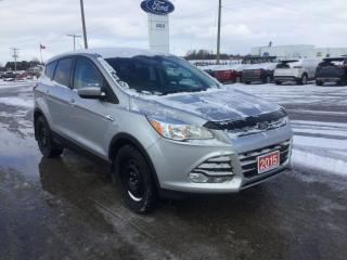 Used 2015 Ford Escape SE   FWD   One Owner   Rear View Camera for sale in Harriston, ON