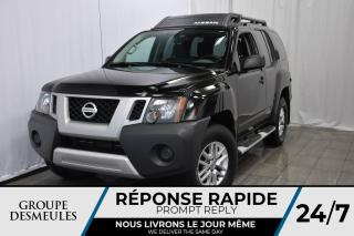 Used 2014 Nissan Xterra * 4X4 * AUTOMATIQUE * A/C * for sale in Laval, QC
