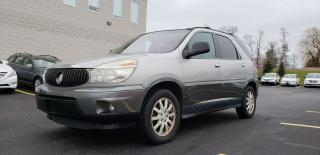 Used 2005 Buick Rendezvous CX ,CERTIFIED,2 YEARS WARRANTY for sale in Mississauga, ON
