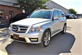 Used 2012 Mercedes-Benz GLK-Class GLK 350, NAV, PANORAMIC ROOF, for sale in North York, ON