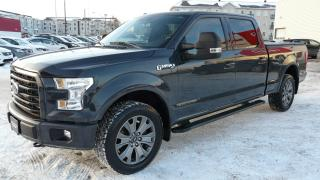 Used 2016 Ford F-150 Cab SuperCrew 4RM 157 po XLT for sale in Rivière-Du-Loup, QC