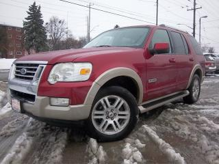 Used 2007 Ford Explorer Eddie Bauer for sale in Whitby, ON