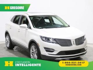Used 2015 Lincoln MKC Reserve Awd Cuir for sale in St-Léonard, QC