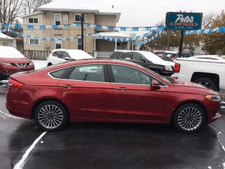Used 2017 Ford Fusion SE AWD for sale in Dunnville, ON
