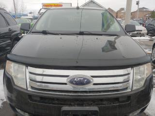 Used 2010 Ford Edge Limited for sale in Oshawa, ON
