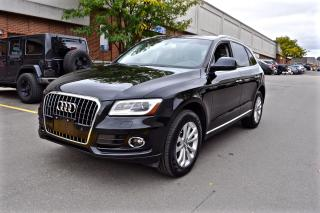 Used 2015 Audi Q5 3.0T Technik, NAV, PANO ROOF, B&O SOUND for sale in North York, ON