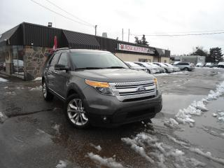 Used 2011 Ford Explorer AUTO AWD NO ACCID  B-TOTH HEATED SEAT  PL,PW,PM,PS for sale in Oakville, ON