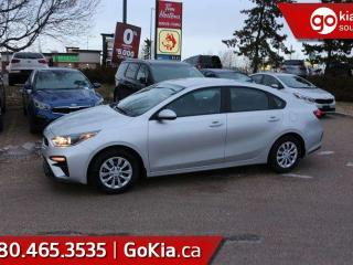 New 2019 Kia Forte LX; BLUETOOTH, BACKUP CAM, HEATED SEATS, LANE DEPARTURE WARNING AND MORE for sale in Edmonton, AB