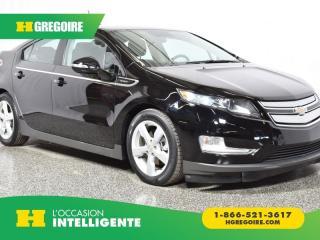 Used 2015 Chevrolet Volt 5dr Hb for sale in St-Léonard, QC