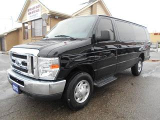 Used 2013 Ford E350 XLT 15Passenger Club Wagon Loaded ONLY 70,000KMs for sale in Etobicoke, ON