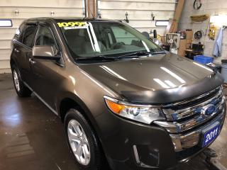 Used 2011 Ford Edge SEL. All Wheel Drive for sale in St Catharines, ON