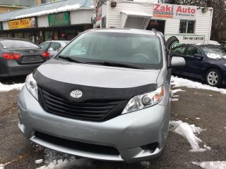 Used 2012 Toyota Sienna Safety And E Test is Included The Price V6 for sale in Toronto, ON
