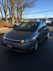 Used 2006 Honda Civic Sdn EX for sale in Courtenay, BC