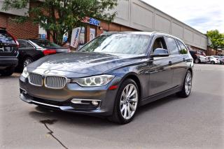 Used 2014 BMW 3 Series 328d xDrive TOURING, NAV for sale in North York, ON