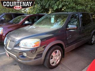 Used 2008 Pontiac Montana w/1SA for sale in Courtenay, BC