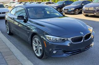 Used 2018 BMW 4 Series xDrive $14850 REBATE!!! for sale in Dorval, QC