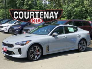 New 2018 Kia Stinger GT for sale in Courtenay, BC