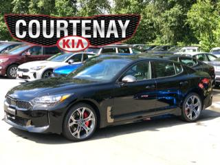 New 2018 Kia Stinger GT Limited for sale in Courtenay, BC