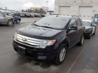 Used 2007 Ford Edge SEL SEL for sale in Innisfil, ON