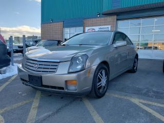 Used 2003 Cadillac CTS for sale in St-Eustache, QC