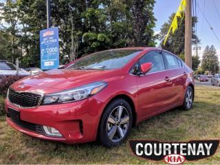 New 2018 Kia Forte EX for sale in Courtenay, BC