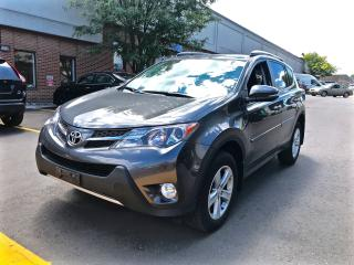 Used 2014 Toyota RAV4 XLE, AWD, SUNROOF, NO ACCIDENT for sale in North York, ON