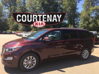 New 2019 Kia Sedona LX for sale in Courtenay, BC