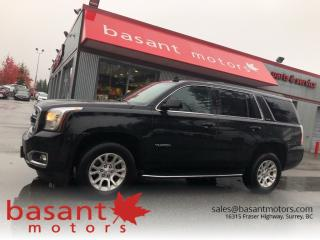 Used 2018 GMC Yukon 8 Passenger, Backup Cam, Running Boards, Bose!! for sale in Surrey, BC