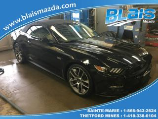 Used 2017 Ford Mustang GT PREMIUM cabriolet 2 portes for sale in Ste-Marie, QC