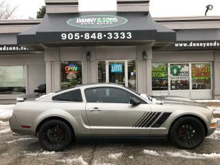 Used 2008 Ford Mustang for sale in Mississauga, ON