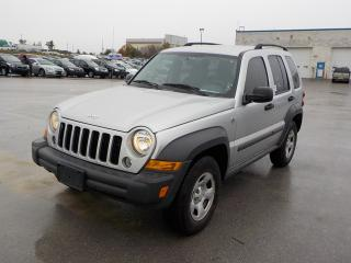 Used 2007 Jeep Liberty Sport for sale in Innisfil, ON