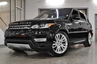Used 2016 Land Rover Range Rover Sport DIESEL Td6 HSE for sale in Laval, QC