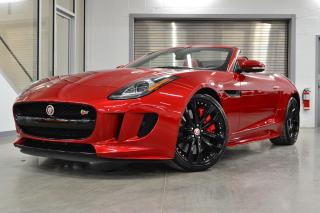Used 2016 Jaguar F-Type S Active Exhausts for sale in Laval, QC
