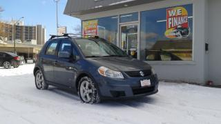 Used 2009 Suzuki SX4 JX for sale in Niagara Falls, ON