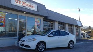 Used 2013 Dodge Dart SXT for sale in Niagara Falls, ON