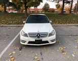 Photo of White 2012 Mercedes-Benz C-Class