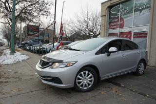 Used 2013 Honda Civic LX 4 portes, boîte automatique for sale in Laval, QC