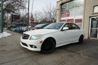 Used 2008 Mercedes-Benz C230 Berline 4 portes 2.5L, traction arrière for sale in Laval, QC