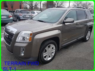 Used 2011 GMC Terrain SLT-1 for sale in Longueuil, QC