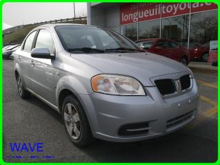 Used 2007 Pontiac Wave UPLEVEL A/C D for sale in Longueuil, QC